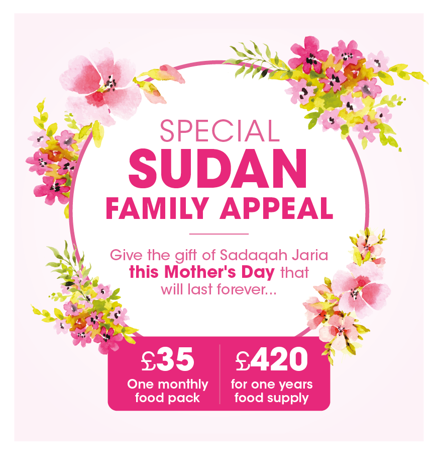 Mothers' Day Appeal